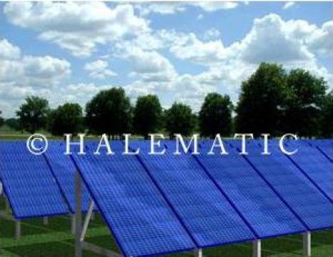 Suporturi metalice panouri solare