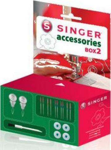 Set accesorii masini de cusut Singer