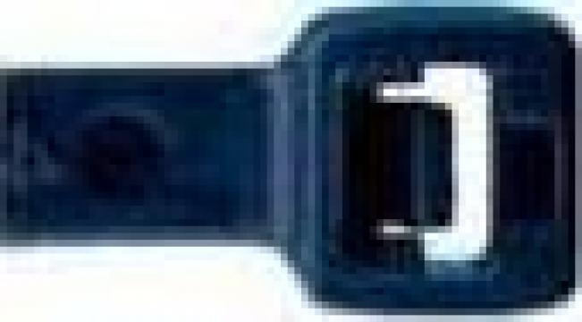 Coliere plastic negru 4,8 x 360 de la Teom Tech Srl