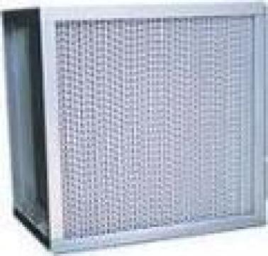 Filtre clase G, F si HEPA, pentru ventilatie & climatizare de la Asventex Industrial Srl