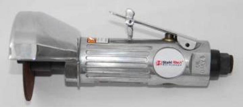 Polizor unghiular pneumatic pentru taiat tabla de la Rubitek Srl
