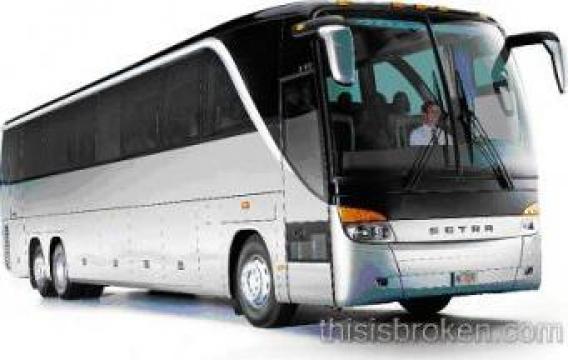 Transport persoane Bucuresti -Italia de la Yani Travel SRL