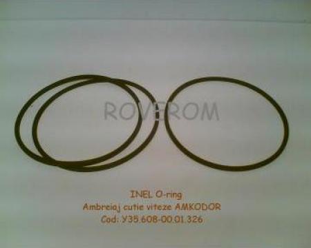 Inel O-ring mic ambreiaj cutie viteze Amkodor