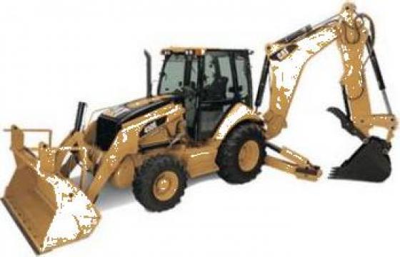 Piese buldoexcavator Cat / Caterpillar