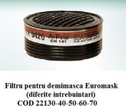 Filtru demimasca Euromask