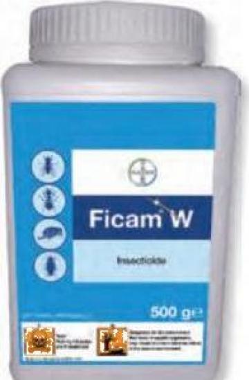 Insecticid profesional Ficam WP 80 500gr de la Ekommerce Est Srl