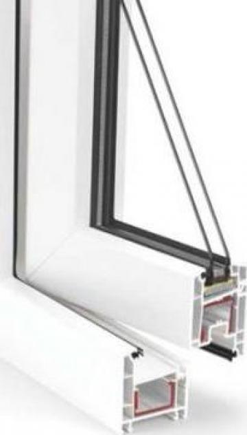 Tamplarie profil Rehau cu geam termopan de la Ct Build Consulting Srl