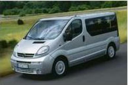 Inchirieri microbuze si minivan-uri