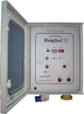 Transformator electronic Robset 11 pentru cleste de asomare de la Tehno Food Com Serv Srl
