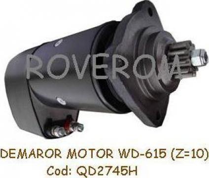 Demaror motor Weichai WD-615; WD-618 (China)