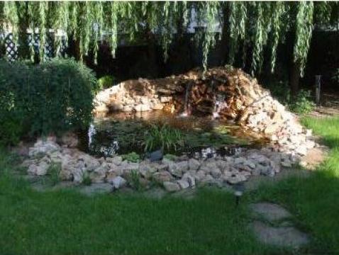 Arhitectura peisagera de la Garden Rustic Spatii Verzi