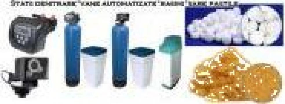 Statie denitrare - eliminare nitrati (Azotati) QA20NT
