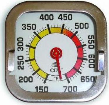 Termometru pentru gratar si barbeque