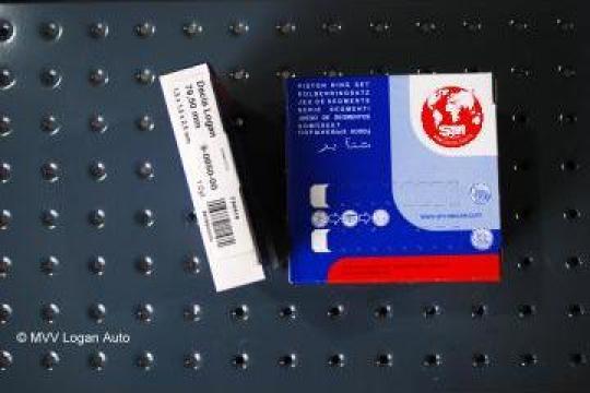 Segmenti Dacia Logan 1.4