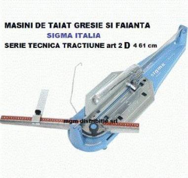 Masina de taiat gresie si faianta Sigma Tecnica 61cm 2D4