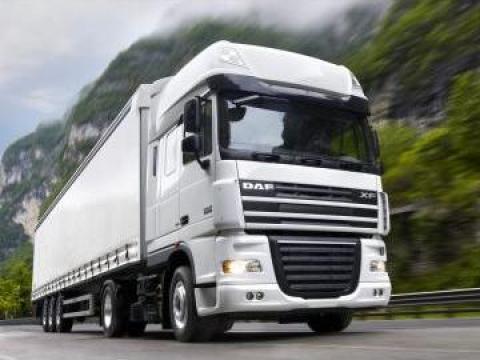 Transport marfa grupaje Bilbao Santander - Romania de la Degami