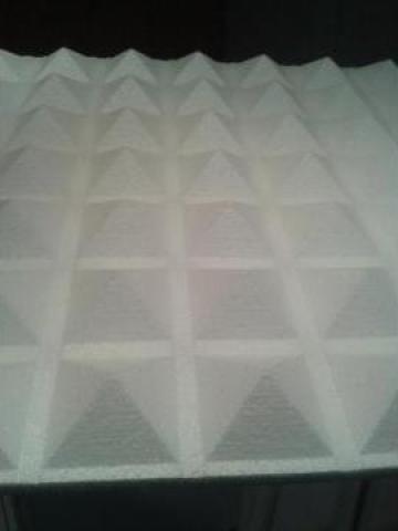 Placi polistiren absorbtie fonica