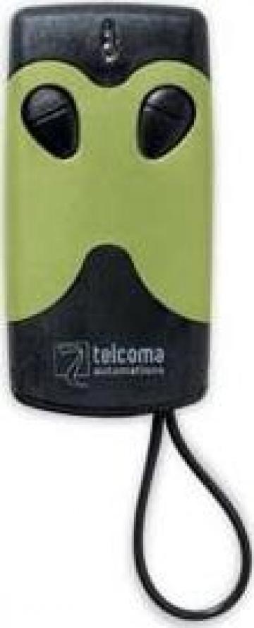 Telecomanda Telcoma 2 canale FM402