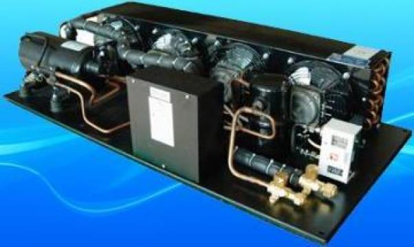 Instalatii frigorifice pentru depozite congelare refrigerare de la Amadi & Co Comimpex Srl