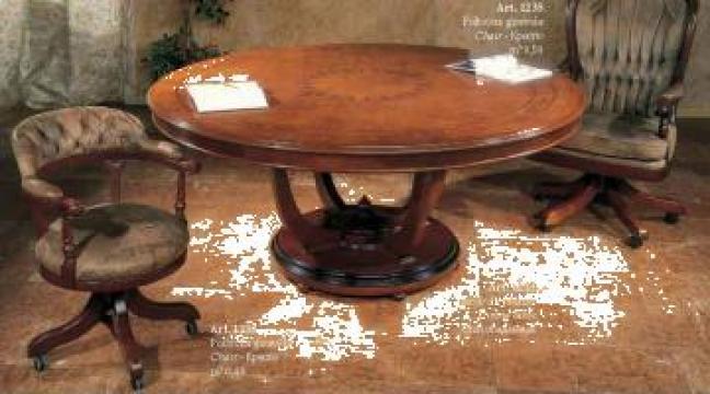 Masa lemn masiv living 1233
