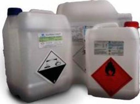 Hipoclorit de sodiu min. 12.5% clor activ de la Cristal R Chim Srl