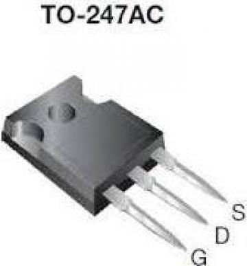 Tranzistor unipolar Mosfet de la Redresoare Srl
