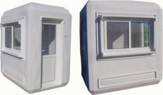 Cabina paza 2200x1500x2400 mm de la Cabine De Paza