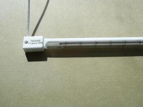 Lampi cu infrarosu masini suflare flacoane PET de la Tehnocom Liv Rezistente Electrice, Etansari Mecanice