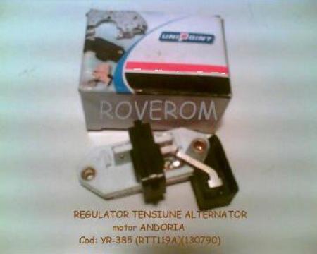 Regulator tensiune (12v) alternator motor Andoria
