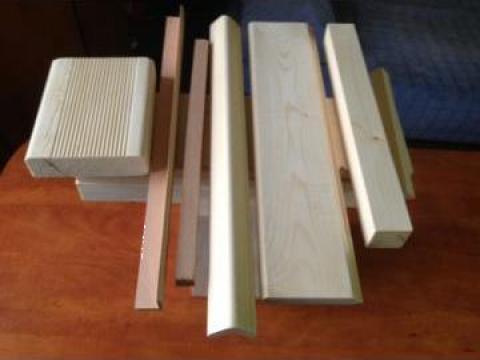Profile lemn constructie case