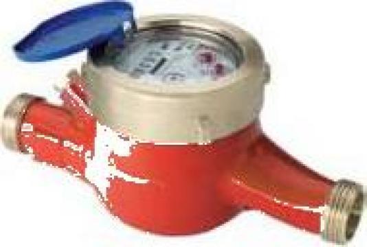 Contor de apa rece multijet Zenner MTK/MTK-S - DN 15
