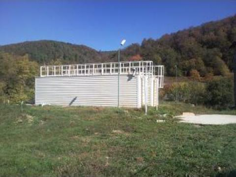 Statie de epurare apa uzata, comune, sate, cartiere de la Aurel Instal Construct