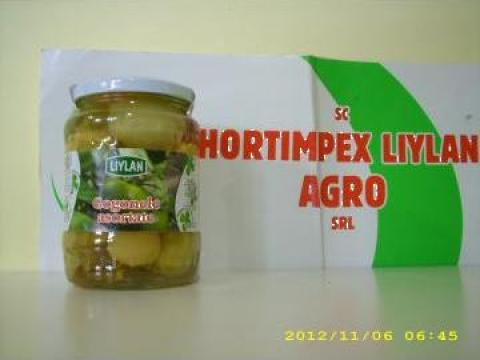 Conserve legume de la Hortimpex Liylan Agro Srl