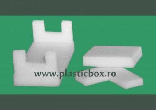 Placi si structuri 3D polietilena expandata