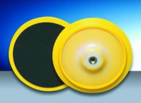 Suport de disc din plastic imbinat