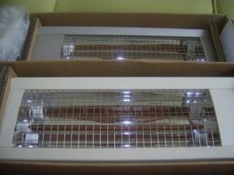 Radiator electric cu becuri infrarosu Toshiba de 2000 W de la Tehnocom Liv Rezistente Electrice, Etansari Mecanice
