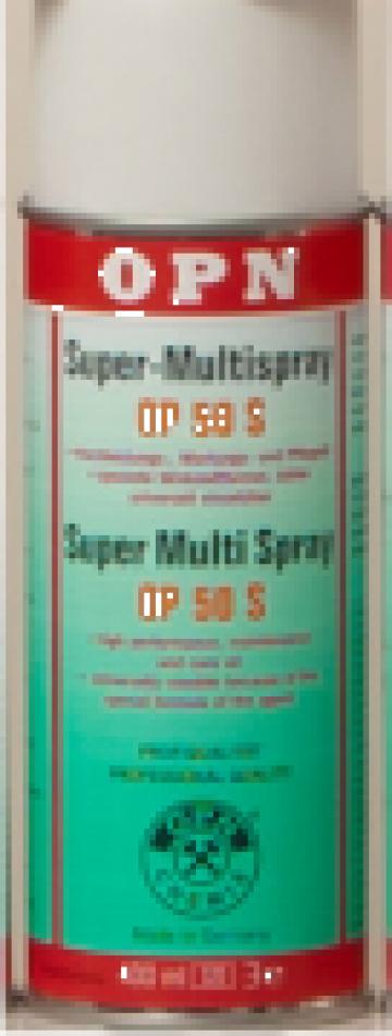 Spray multifunctional auto de la Technic Trial Srl.