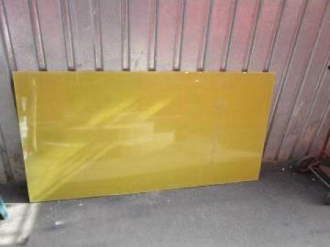 Placa Sticlotextolit (S672) 4mm-16 kg, 2020x1020 mm de la Baza Tehnica Alfa Srl