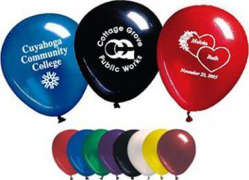 Baloane personalizate de la Sian Image Media Srl