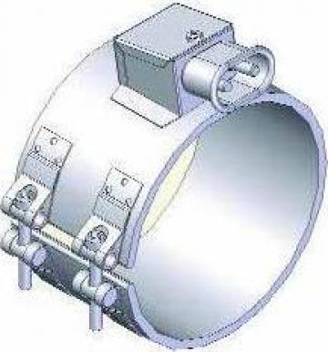 Rezistente electrice industriale cu mica incalzire cilindrii de la Tehnocom Liv Rezistente Electrice, Etansari Mecanice