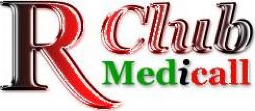 Servicii medicale la domiciliu R Club Medicall de la R Club Bizz Inc.