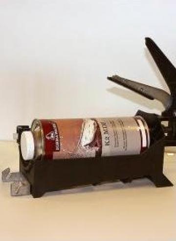 Chit de lemn bicomponent extrafin MDF de la Muzo Cons Srl