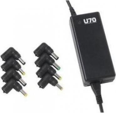 Incarcator universal pentru laptop Infosec U70 de la Ask Tim