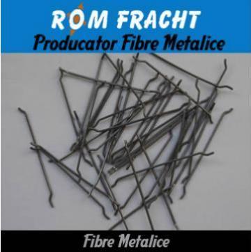Fibra metalica 1x50mm Cuciocuri de la Rom Fracht Srl