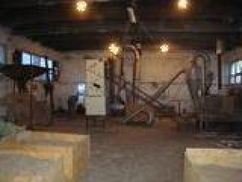 Linie productie peleti 800 1000 kg/h de la Trio Wood Line Srl