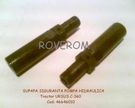 Supapa siguranta pompa hidraulica Ursus C-360 de la Roverom Srl