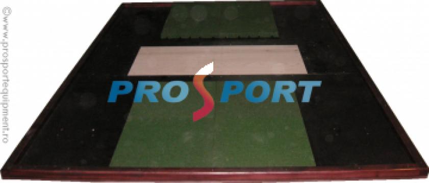 Podium pentru haltere de la Prosport Srl