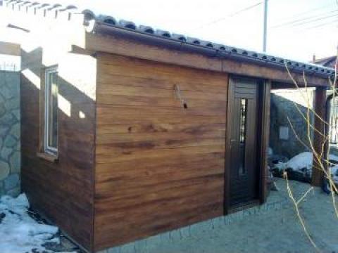 Constructii lemn de la Hexi Market Srl