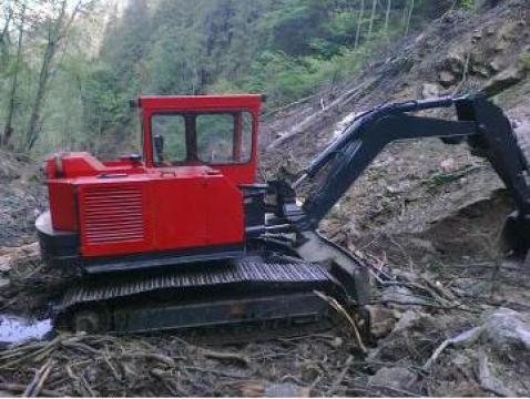 Excavator 10 tone Schaeff HR40