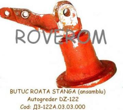 Butuc roata fata (stanga) Autogreder DZ-122